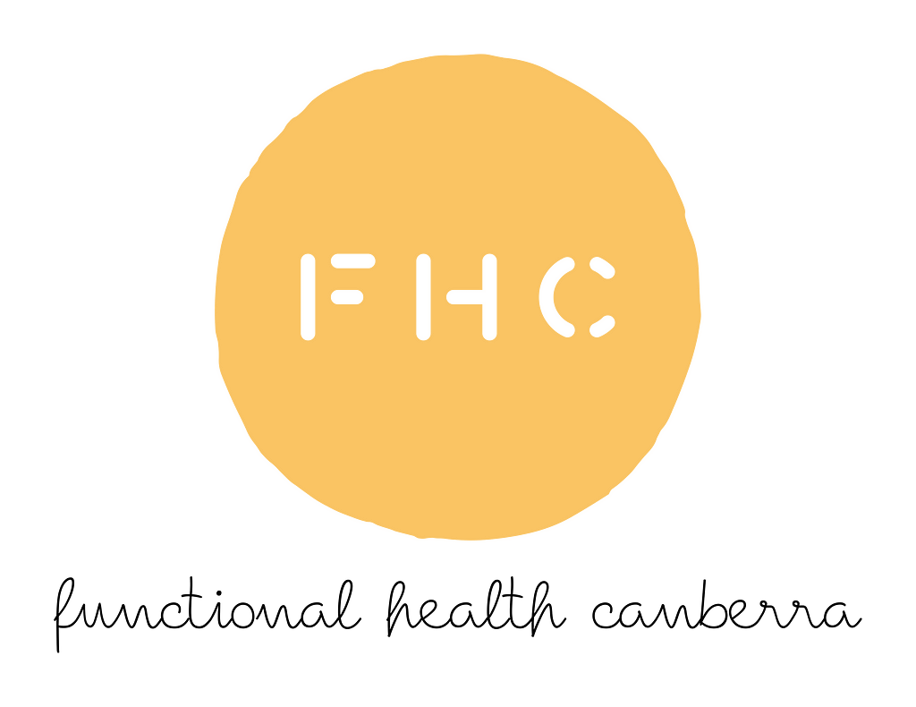 functional health canberra logo