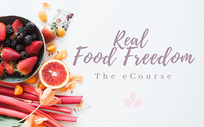 Real Food Freedom eCourse